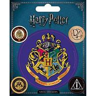 Vinylové samolepky Harry Potter - Bradavice