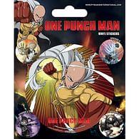 Vinylové samolepky One Punch Man - Atomic Fist