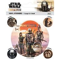 Vinylové samolepky Star Wars: Mandalorian - Legacy