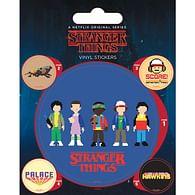 Vinylové samolepky Stranger Things - Arcade