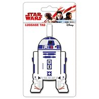 Visačka na zavazadla Star Wars - R2-D2