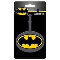 Visačka na zavazadla DC Comics - Batman Logo