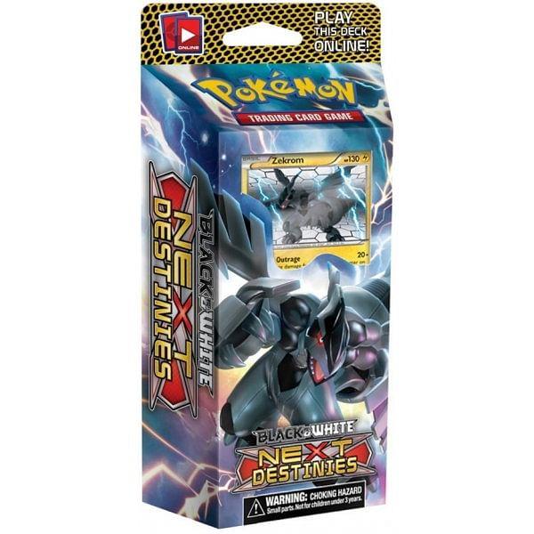 Pokémon: Black and White - Next Destinies Voltage Vortex Theme D