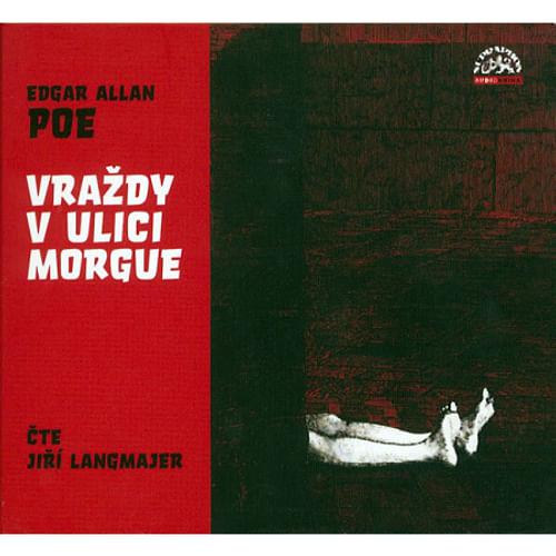 Vraždy v ulici Morgue - audiokniha (1 CD)