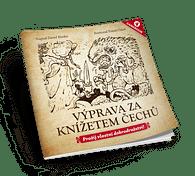 Výprava za knížetem Čechů (gamebook)