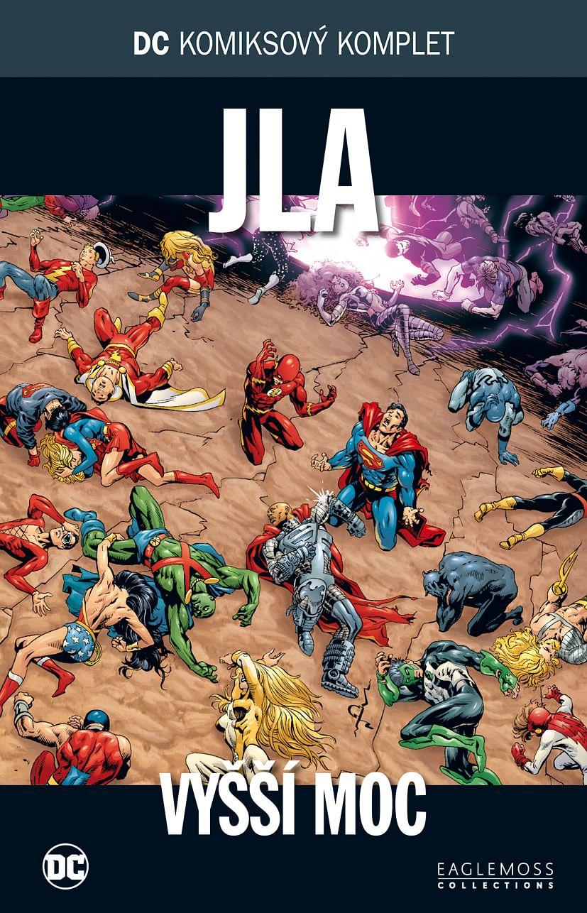 DC Komiksový komplet 74 - JLA: Vyšší moc