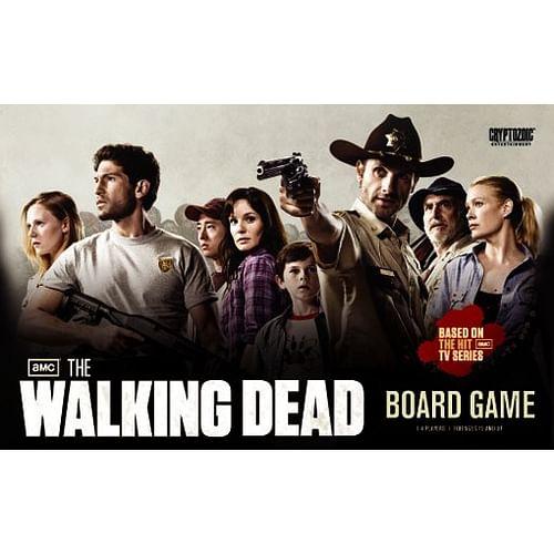 Walking Dead (Cryptozoic entertainment)