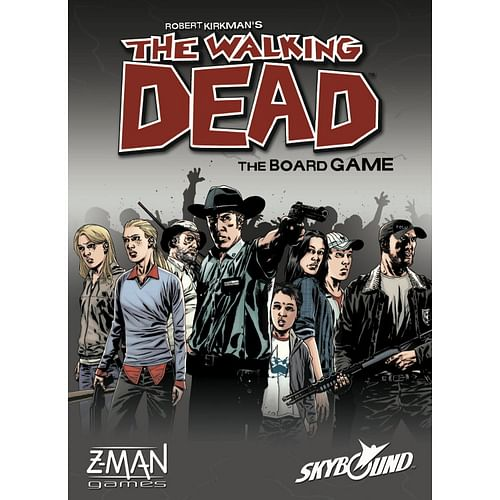 Walking Dead (Z-man games)