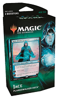 Magic: The Gathering - War of the Spark Planeswalker Deck: Jace