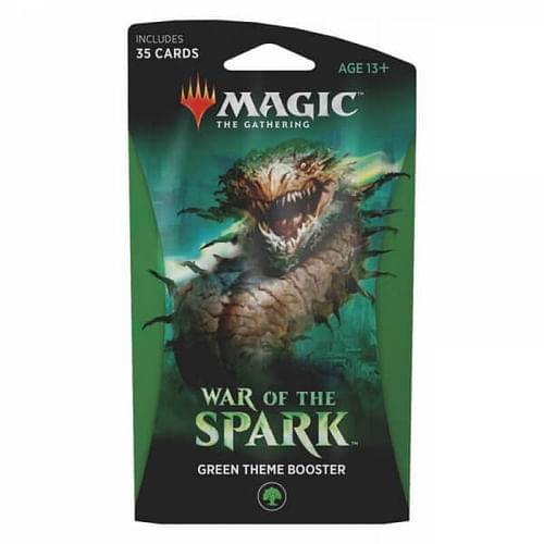 Magic: The Gathering - War of the Spark Theme Booster E