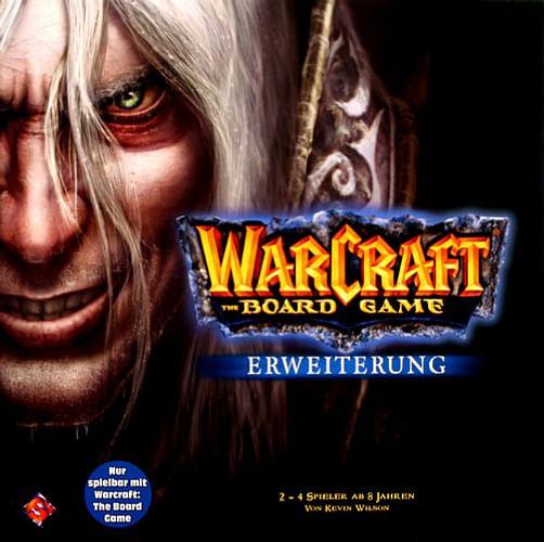 Warcraft - rozšíření deskové hry