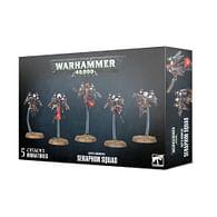 Warhammer 40000: Adepta Sororitas Seraphim Squad