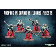 Warhammer 40000: Adeptus Mechanicus Electro-Priests