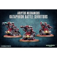 Warhammer 40000: Adeptus Mechanicus Kataphron Battle Servitors