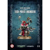 Warhammer 40000: Astra Militarum Tech-Priest Enginseer