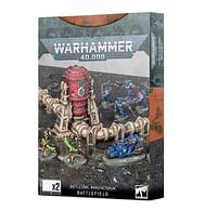 Warhammer 40000: Battlezone Manufactorum - Battlefield