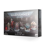 Warhammer 40000: Battlezone Manufactorum - Objectives