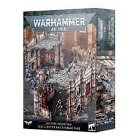 Warhammer 40000: Battlezone - Manufactorum Sub-Cloister & Storage Fane