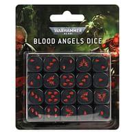 Warhammer 40000: Blood Angels Dice Set