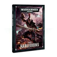 Warhammer 40000: Codex Harlequins