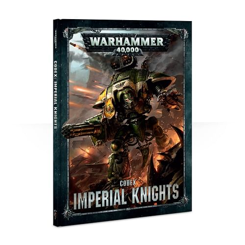 Warhammer 40000: Codex Imperial Knights
