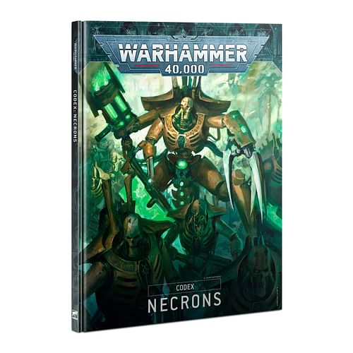 Warhammer 40000: Codex Necrons 2020