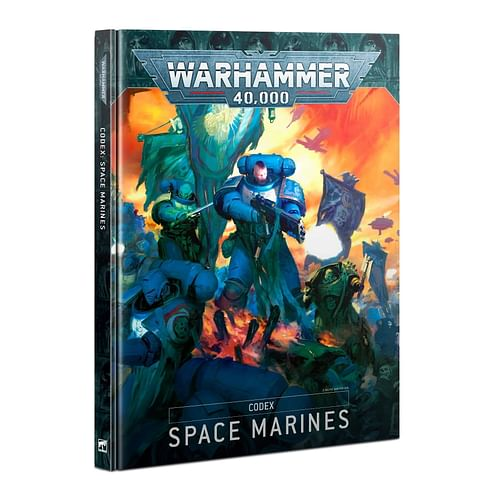 Warhammer 40000: Codex Space Marines