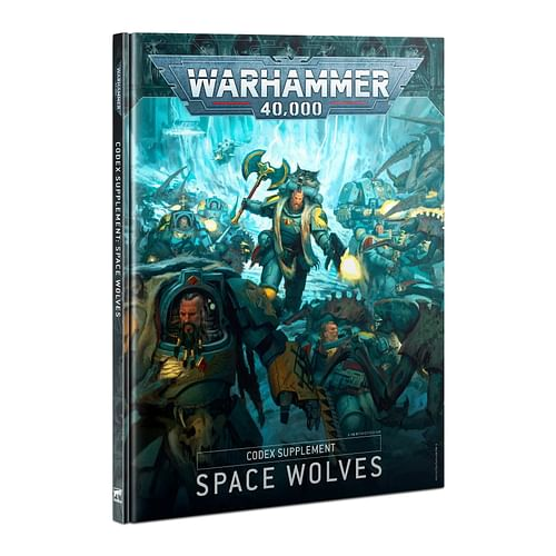 Warhammer 40000: Space Wolves 2020