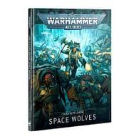 Warhammer 40000: Codex Space Wolves 2020