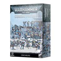 Warhammer 40000: Combat Patrol Space Wolves