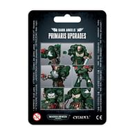 Warhammer 40000: Dark Angels - Primaris Upgrades