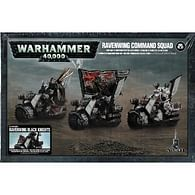 Warhammer 40000: Dark Angels Ravenwing Command Squad
