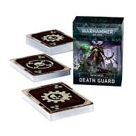 Warhammer 40000: Datacards Death Guard 2021