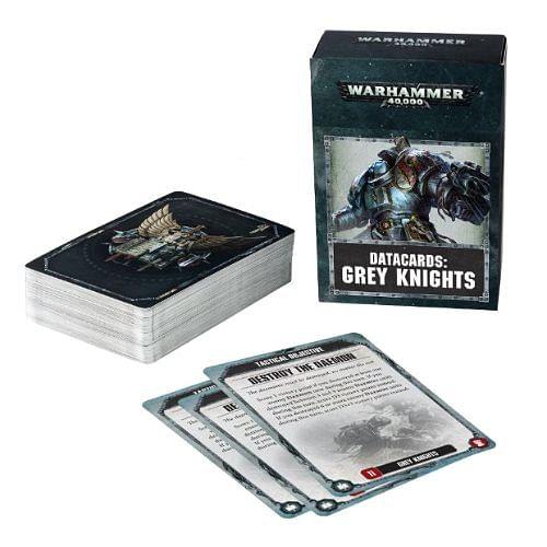 Warhammer 40000: Datacards Grey Knights