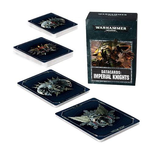 Warhammer 40000: Datacards Imperial Knights