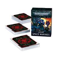 Warhammer 40000: Datacards Space Marines