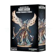 Warhammer 40000: Death Guard - Mortarion: Daemon Primarch of Nurgle