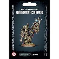 Warhammer 40000: Death Guard Plague Marine Icon Bearer