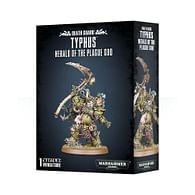 Warhammer 40000: Death Guard - Typhus: Herald of the Plague God