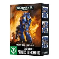 Warhammer 40000: Easy to Build - Space Marines Primaris Intercessors