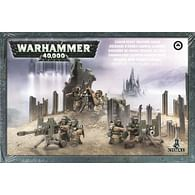 Warhammer 40000: Imperial Guard Cadian Heavy Weapon Squad