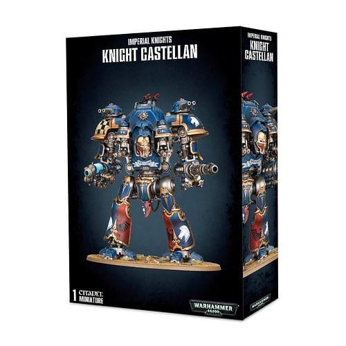 Warhammer 40000: Imperial Knights - Knight Castellan