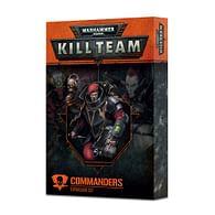 Warhammer 40000: Kill Team Commanders