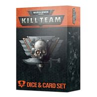 Warhammer 40000: Kill Team Dice and Card Set