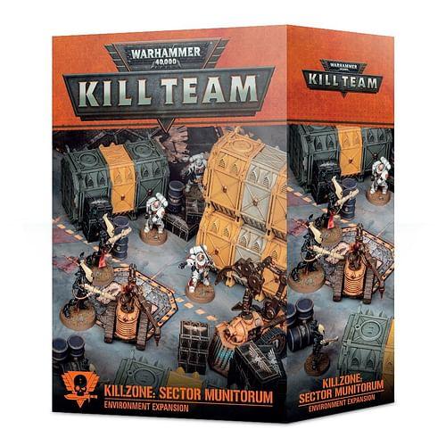 Warhammer 40000: Killzone: Munitorum Hub