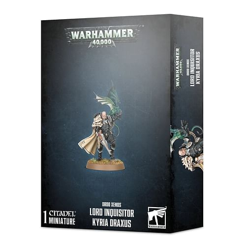 Warhammer 40000: Lord Inquisitor Kyria Draxus