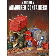 Warhammer 40000: Munitorum Armoured Containers