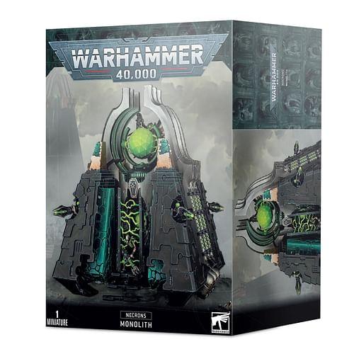 Warhammer 40000: Necrons Monolith