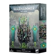 Warhammer 40000: Necrons Sazrekh the Silent King