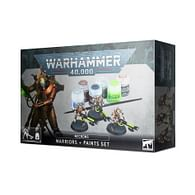 Warhammer 40000: Necrons Warriors + Paint Set
